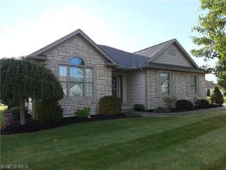 1955  Wynstone Cir NE , North Canton, OH 44720 (MLS #3678812) :: RE/MAX Crossroads Properties