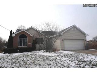 1201  Meadowbrook Rd SW , Massillon, OH 44647 (MLS #3679220) :: RE/MAX Crossroads Properties