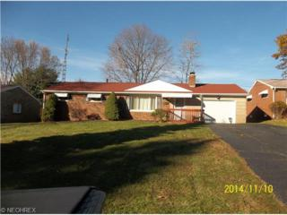 4875  3rd St NW , Canton, OH 44708 (MLS #3679379) :: Platinum Real Estate