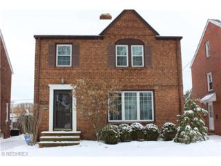 4165  Bushnell Rd  , University Heights, OH 44118 (MLS #3679952) :: Howard Hanna