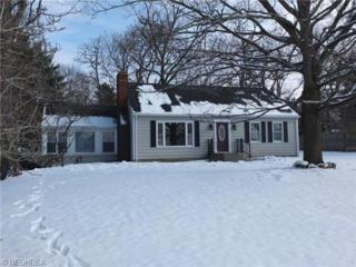 461 N Main St  , Hudson, OH 44236 (MLS #3680076) :: RE/MAX Crossroads Properties