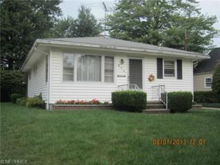 876  Chinook Ave  , Akron, OH 44305 (MLS #3680359) :: Howard Hanna