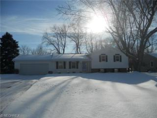 12661  Williamsburg Ave NW , Uniontown, OH 44685 (MLS #3681059) :: RE/MAX Edge Realty