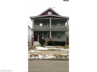 640-642 E 131st St  , Cleveland, OH 44108 (MLS #3681472) :: Platinum Real Estate