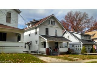 110  Myers Ave  , Akron, OH 44305 (MLS #3682985) :: Howard Hanna