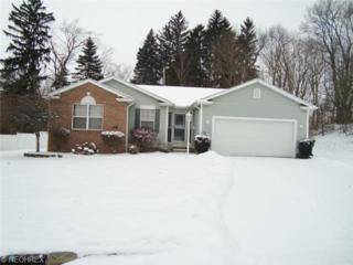 1400  Gibson Ave SE , Massillon, OH 44646 (MLS #3684090) :: Platinum Real Estate