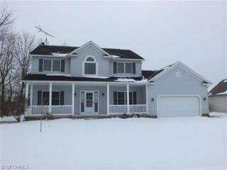 624  Rodeo St  , Louisville, OH 44641 (MLS #3685203) :: RE/MAX Crossroads Properties