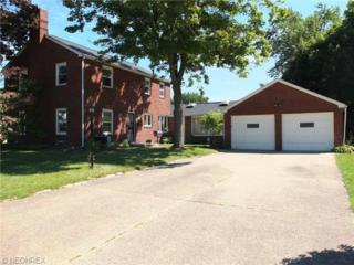 632  35th St NW , Canton, OH 44709 (MLS #3686289) :: RE/MAX Crossroads Properties