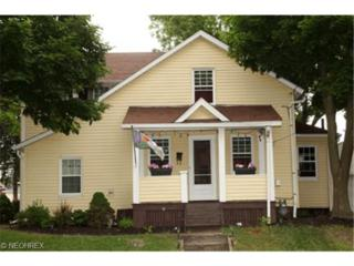 2217  Cherry Ave  , Alliance, OH 44601 (MLS #3686305) :: RE/MAX Crossroads Properties