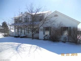 14920  Orrville St NW , North Lawrence, OH 44666 (MLS #3687582) :: RE/MAX Crossroads Properties
