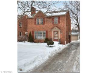 3841  Faversham Rd  , University Heights, OH 44118 (MLS #3688583) :: Howard Hanna