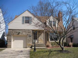 2423  White Rd  , University Heights, OH 44118 (MLS #3689703) :: Howard Hanna