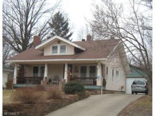 812  Caddo Ave  , Akron, OH 44305 (MLS #3691862) :: Howard Hanna