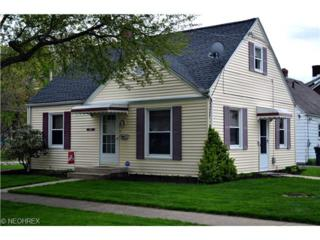 1239  Eastwood Ave  , Akron, OH 44305 (MLS #3696987) :: Howard Hanna