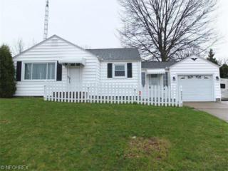 425  Lake Ave NE , Massillon, OH 44646 (MLS #3700269) :: RE/MAX Crossroads Properties
