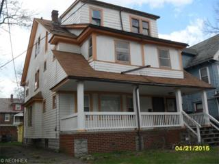 1056 E 99th St  , Cleveland, OH 44108 (MLS #3703086) :: Platinum Real Estate