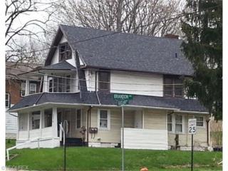 588  Eastland Ave  , Akron, OH 44305 (MLS #3704071) :: Howard Hanna