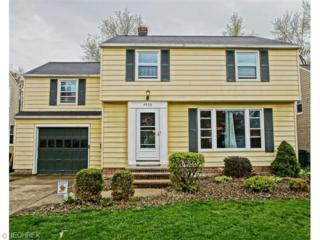4936  Westbourne Rd  , Lyndhurst, OH 44124 (MLS #3707012) :: RE/MAX Edge Realty