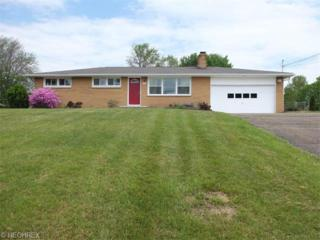 3787  Teakwood St NE , Canton, OH 44721 (MLS #3711506) :: RE/MAX Crossroads Properties