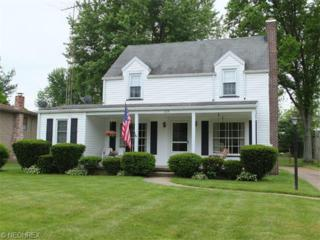 228  3rd Ave NW , Beach City, OH 44608 (MLS #3711519) :: RE/MAX Crossroads Properties
