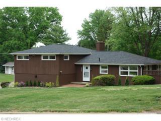 557  Glenwood St SW , North Canton, OH 44720 (MLS #3712059) :: Platinum Real Estate