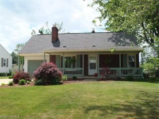 3841  Norman Ave NW , Canton, OH 44709 (MLS #3713809) :: RE/MAX Crossroads Properties
