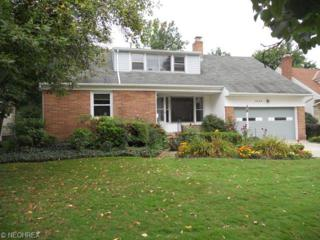 2524  Claver Rd  , University Heights, OH 44118 (MLS #3650017) :: Howard Hanna