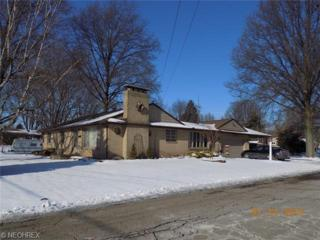 6107  Portage St NW , North Canton, OH 44720 (MLS #3678431) :: Howard Hanna