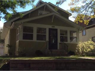4405  46th Avenue S , Minneapolis, MN 55406 (#4533339) :: iMetro Property