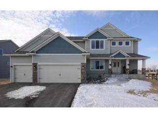 4676  Prairie Trail N , Hugo, MN 55038 (#4566838) :: Homes Plus Realty