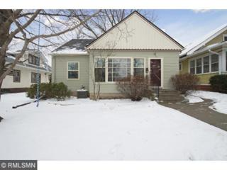 2743 NE Lincoln Street  , Minneapolis, MN 55418 (#4567498) :: Homes Plus Realty