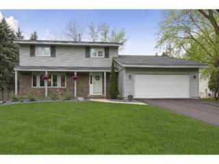 1709  Apple View Lane  , Burnsville, MN 55337 (#4597408) :: iMetro Property