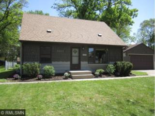 9313  1st Avenue S , Bloomington, MN 55420 (#4601520) :: The Preferred Home Team