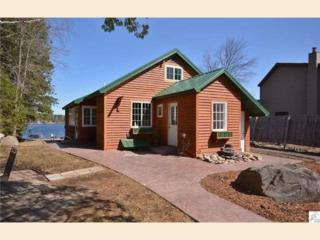 5921 S Pike Lake Rd  , Duluth, MN  (#DAAR6015624) :: Team Lucky Duck