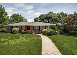 721  Westwood Drive  , Richardson, TX 75080 (MLS #12177823) :: Robbins Real Estate