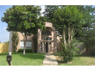 915  Greenridge Drive  , Arlington, TX 76017 (MLS #12188931) :: DFWHomeSeeker.com