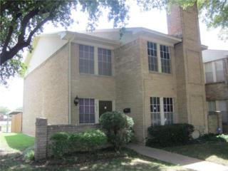 609  Towne House Lane  , Richardson, TX 75081 (MLS #13006645) :: DFWHomeSeeker.com