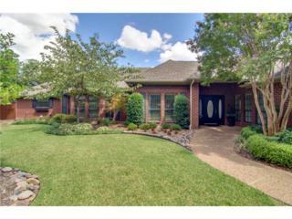 206  Canyon Valley Drive  , Richardson, TX 75080 (MLS #13013829) :: DFWHomeSeeker.com