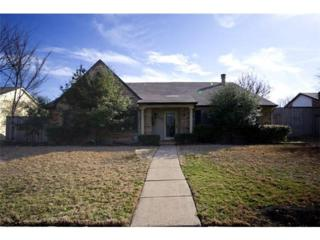 864  Warwick Drive  , Plano, TX 75023 (MLS #13029307) :: The Todd Smith Group