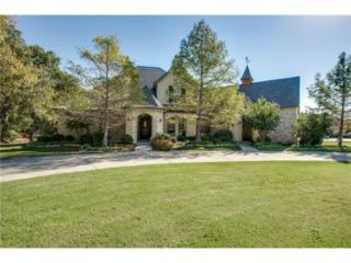 8079  Steeplechase Circle  , Argyle, TX 76226 (MLS #13036575) :: The Rhodes Team