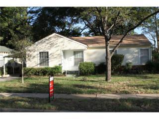 1203  Mockingbird Lane  , Arlington, TX 76013 (MLS #13039431) :: The Tierny Jordan Team
