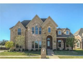 6813  Matador Ranch Road  , North Richland Hills, TX 76182 (MLS #13039693) :: DFWHomeSeeker.com