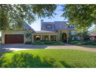 101  Crestwood Drive  , Fort Worth, TX 76107 (MLS #13040425) :: DFWHomeSeeker.com