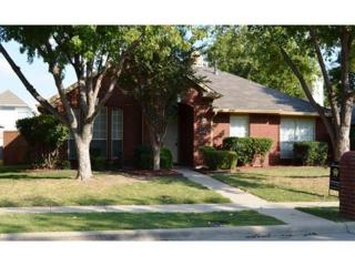 6208  Montgomery Drive  , Frisco, TX 75035 (MLS #13041307) :: The Tierny Jordan Team