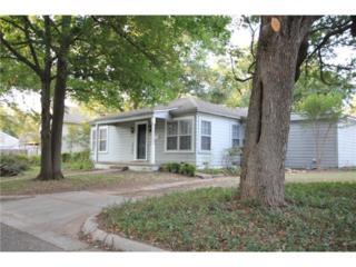 3200  Edgehill Road  , Fort Worth, TX 76116 (MLS #13041456) :: Robbins Real Estate