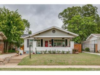 4816  Pershing Avenue  , Fort Worth, TX 76107 (MLS #13042071) :: Lisa Birdsong Realty Group