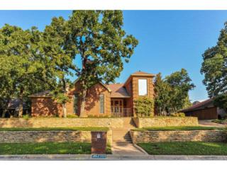 2309  Castle Rock Road  , Arlington, TX 76006 (MLS #13042469) :: The Tierny Jordan Team