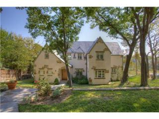 9509  Lechner Road  , Fort Worth, TX 76179 (MLS #13043484) :: DFWHomeSeeker.com