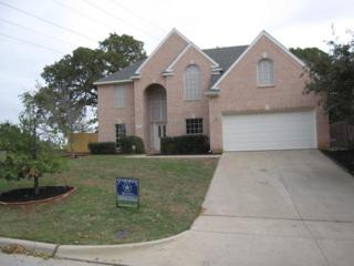 849  Forest Crossing Drive  , Hurst, TX 76053 (MLS #13049655) :: DFWHomeSeeker.com