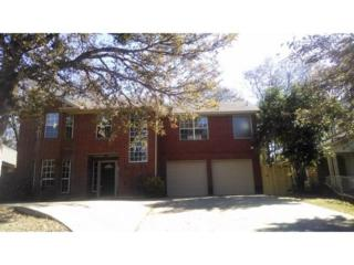 1418  Lakecrest Street  , Grand Prairie, TX 75051 (MLS #13055996) :: Real Estate By Design